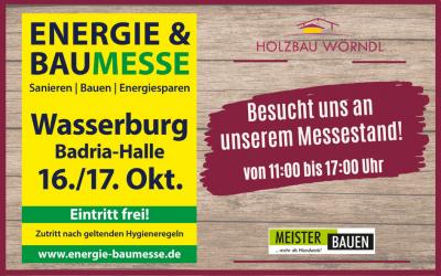 Energie & Baumesse Wasserburg